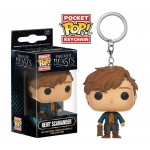 Pocket Pop! Keychain: Fantastic Beasts And Where To Find Them - Newt Scamander