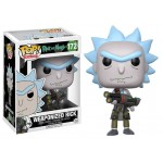 Pop! Animation: Rick And Morty - Weaponized Rick