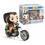 Pop! Rides: X-Men - Wolverine's Motorcycle