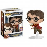 Pop! Movies: Harry Potter - Harry Potter On Broom Limited
