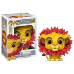 Pop! Disney: The Lion King - Simba Leaf Mane