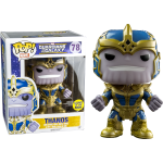 Pop! Marvel: Guardians Of The Galaxy - Thanos GITD Limited