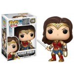 Pop! Movies: Heroes - Justice League - Wonder Woman