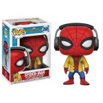 Pop! Marvel: Spider-Man Homecoming - Spiderman With Headphones