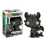 Pop! Movies: How To Train Your Dragon - Holiday Toothless Limited
