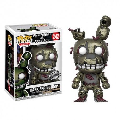 Pop! Games: Five Nights At Freddy's - Dark Springtrap Limited