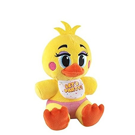 Peluche - Five Nights At Freddy's - Chica Premium 15cm