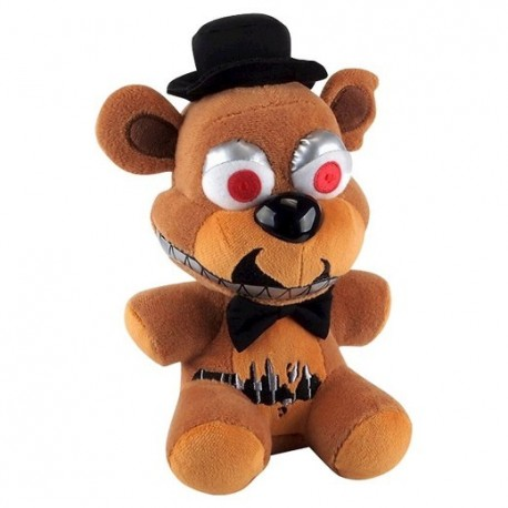 Peluche - Five Nights At Freddy's - Freddy Nightmare Premium 15cm
