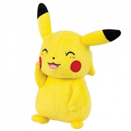 Peluche - Pokemon - Pikachu Smiling 22cm