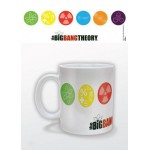 MUG - BIG BANG THEORY - SYMBOLES 315ML