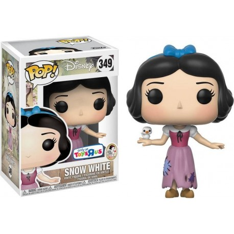 Pop! Disney: Snow White - Snow White Maid Outfit Limited