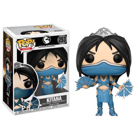 Pop! Games: Mortal Kombat - Kitana