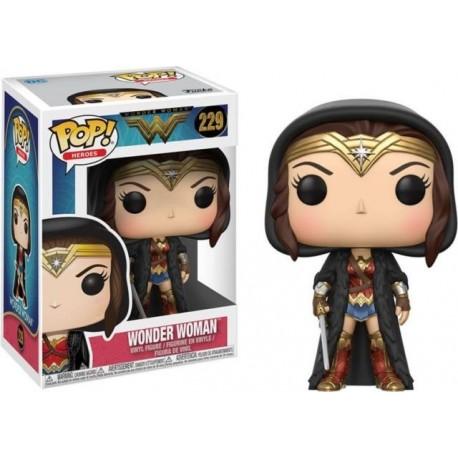 Pop! Heroes: Wonder Woman - Wonder Woman Cloak