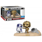 Pop! Star Wars: Movie Moments - Escape Pod Landing Limited