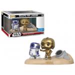 Pop! Star Wars: Movie Moments - Escape Pod Landing Limited