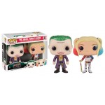 Pop! Heroes: Suicide Squad - The Joker & Harley Quinn Limited