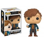 Pop! Movies: Fantastic Beasts And Where To Find Them - Newt Scamander With Egg