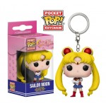 Pocket Pop! Keychain: Sailor Moon - Sailor Moon