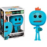 Pop! Animation: Rick And Morty - Mr. Meeseeks With Box Limited
