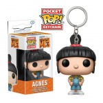 Pocket Pop! Keychain: Despicable Me - Agnes