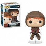 Pop! Movies: Harry Potter - Ron Weasley On Broom Limited