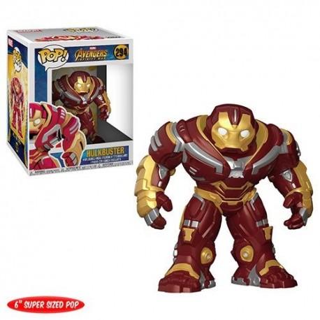 Pop! Marvel: Avengers Infinity War - Hulkbuster