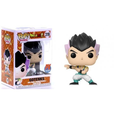 Pop! Animation: Dragon Ball Super - Gotenks Limited