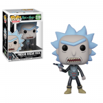 Pop! Animation: Rick And Morty - Prison Escape Rick