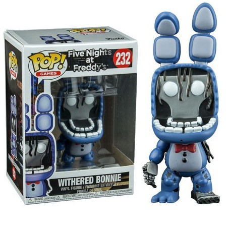 Pop! Games: Five Nights At Freddy's - Bonnie Withered Limited