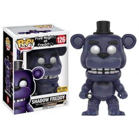 Pop! Games: Five Nights At Freddy's - Freddy Shadow Limited