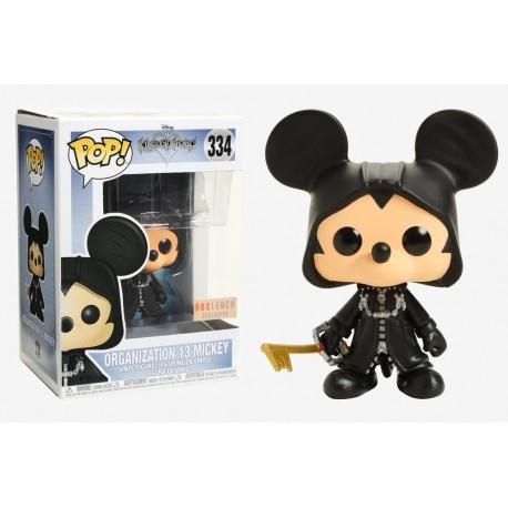 Pop! Disney: Kingdom Hearts - Mickey Organization 13 Limited