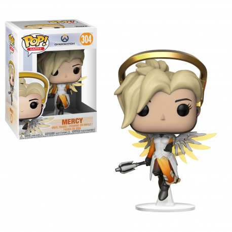 Pop! Games: Overwatch - Mercy
