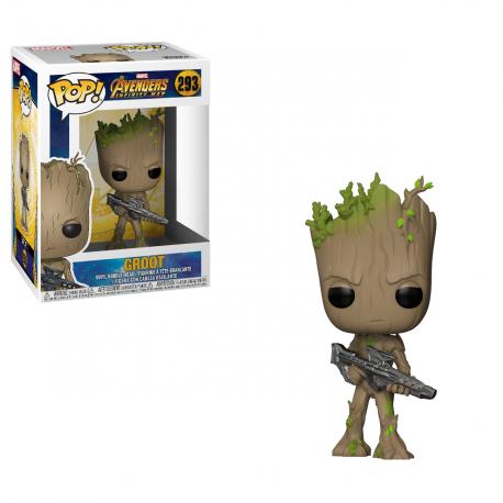 Pop! Marvel: Avengers Infinity War - Groot