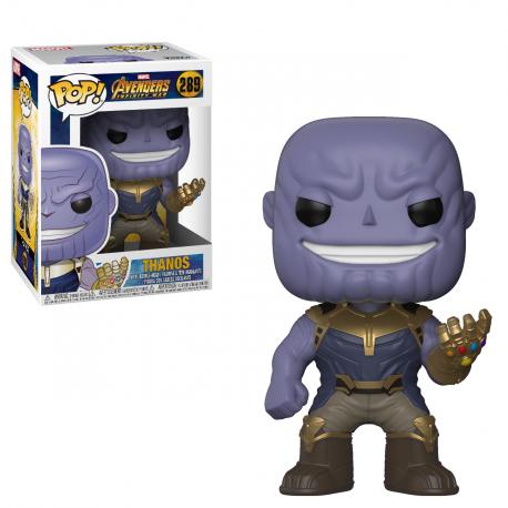 Pop! Marvel: Avengers Infinity War - Thanos