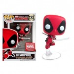 Pop! Marvel: Deadpool - Leaping Deadpool Limited