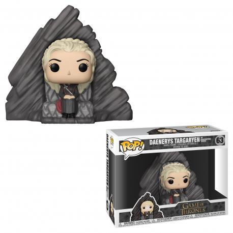 Pop! Rides: Game Of Thrones - Daenerys on Dragonstone Throne