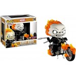 Pop! Rides: X-Men - Ghost Rider On Motorcycle Limited