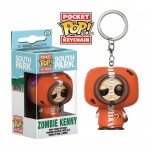 Pocket Pop! Keychain: South Park - Zombie Kenny