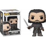 Pop! TV: Game Of Thrones - Jon Snow Beyond The Wall