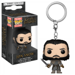 Pocket Pop! Keychain: Game Of Thrones - Jon Snow King In The North