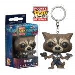 Pocket Pop! Keychain: Guardians Of The Galaxy Vol. 2 - Rocket Raccoon