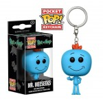 Pocket Pop! Keychain: Rick And Morty - Mr Meeseeks