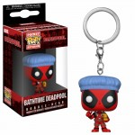 Pocket Pop! Keychain: Deadpool - Deadpool Bathtime