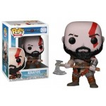 Pop! Games: God Of War - Kratos With Axe