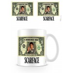 MUG - SCARFACE - DOLLAR BILL 315ML
