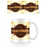 MUG - GAME OF THRONES - LOGO TV 315ML