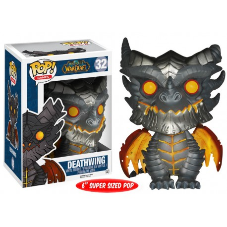 Pop! Games: World Of Warcraft - Deathwing