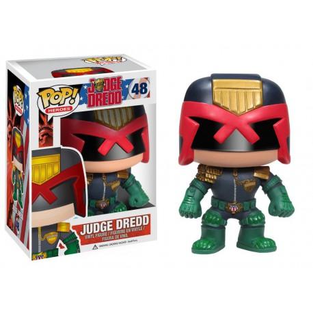 Pop! Heroes: Judge Dredd