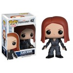 Pop! Marvel: Capt. America Movie 2 - Black Widow