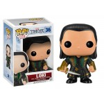 Pop! Marvel: Thor The Dark World - Loki